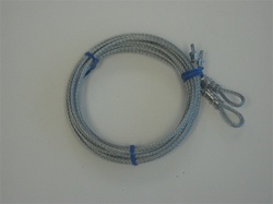 Replacement Garage Door Cable Set For 8 High Torsion
