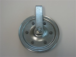 3 Quot Cable Clevis Pulley Wheel For Extension Springs Garage