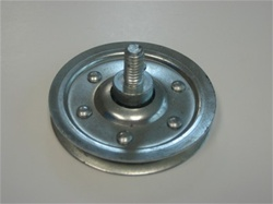 Cable Stud Pulley 3 Quot Wheel For Extension Springs Garage Doors