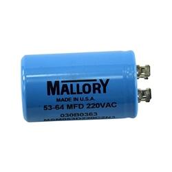 Motor start capacitor for liftmaster sears craftsman 1 2 for Wayne dalton idrive motor